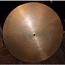 UFIP 20in FLATTOP RIDE CYMBAL Cymbal