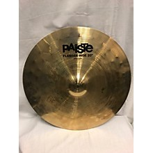 Paiste 20in Flanger Cymbal