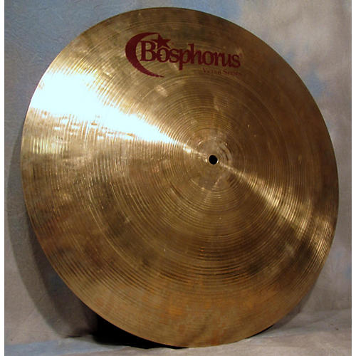 Bosphorus Cymbals 20in Flat Ride Cymbal  40