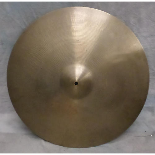 Paiste 20in Formula 602 Medium Ride Cymbal