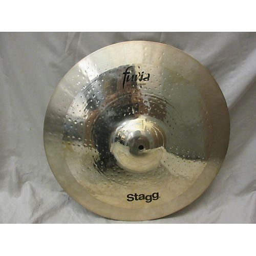 Stagg 20in Furia Rock Crash Cymbal