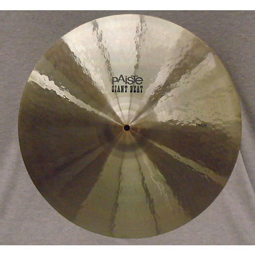 Paiste 20in Giant Beat Thin Crash Cymbal