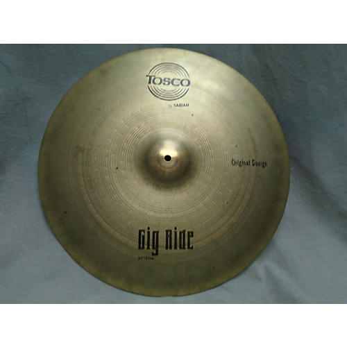 Tosco 20in Gig Ride Cymbal-thumbnail