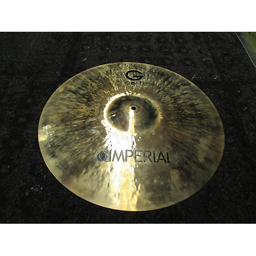 Imperial 20in Gold Cymbal
