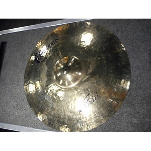 Pre-owned Bosphorus Cymbals 20 inch Gold Series Ride Cymbal by Bosphorus Cymbals