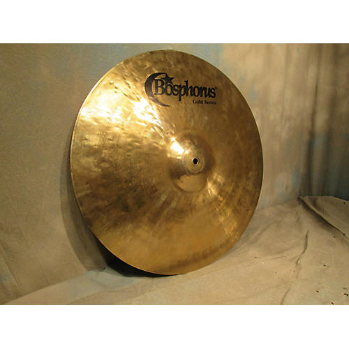 Bosphorus Cymbals 20in Gold Series Ride Cymbal-thumbnail