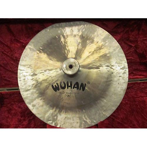 Wuhan 20in HAND-MADE CHINA Cymbal