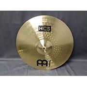 Meinl 20in HCS Crash Cymbal