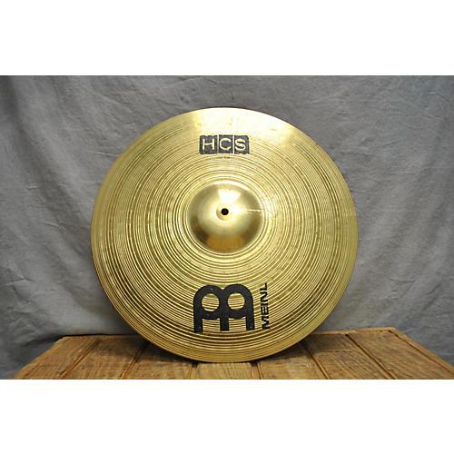 Meinl 20in HCS Ride Cymbal  40