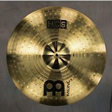 Meinl 20in HCS Ride Cymbal