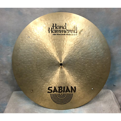 Sabian 20in HH FLAT BELL RIDE Cymbal  40