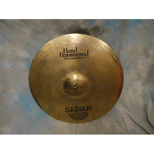 Sabian 20in HH Leopard Ride Cymbal-thumbnail