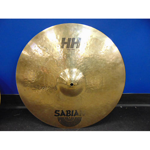 Sabian 20in HH Medium Heavy Ride Cymbal-thumbnail