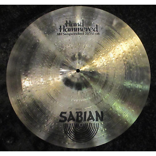 Sabian 20in HH SUSPENDED RIDE 20 IN Cymbal
