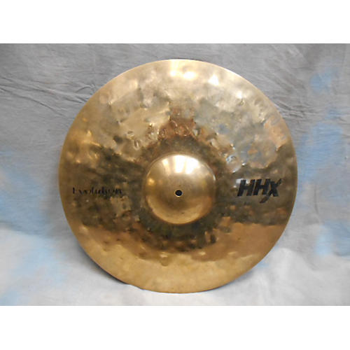 Sabian 20in HHX Evoloution Ride Cymbal-thumbnail