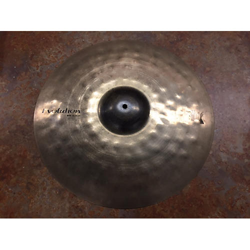 Sabian 20in HHX Evolution Ride Cymbal-thumbnail