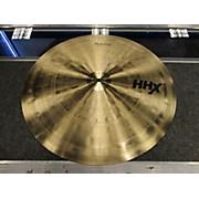 Sabian 20in HHX FLAT TOP Cymbal