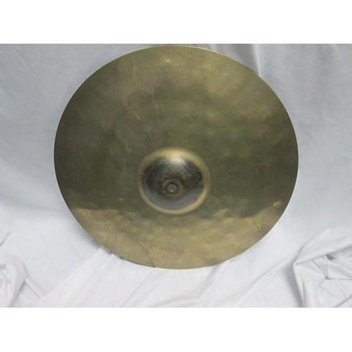 Sabian 20in HHX Raw Bell Dry Ride Cymbal
