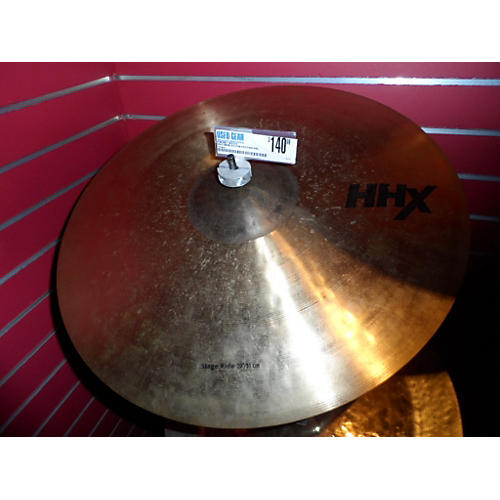 Sabian 20in HHX Stage Ride Cymbal-thumbnail