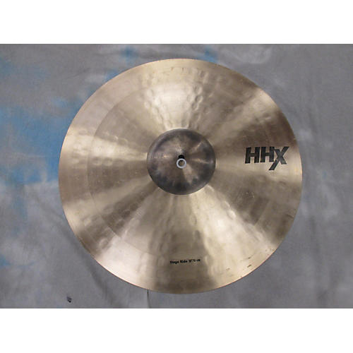 Sabian 20in HHX Stage Ride Cymbal  40