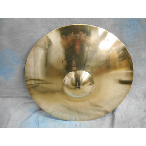 Paiste 20in Heavy Bell Ride 20 Cymbal-thumbnail