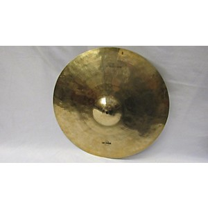 Pre-owned Wuhan 20 inch Heavy Ride Cymbal by Wuhan
