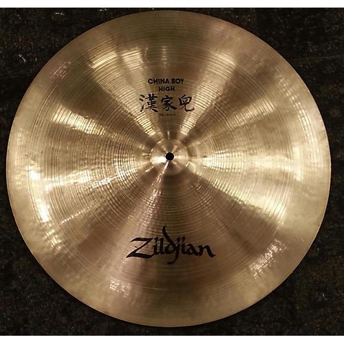 Zildjian 20in High China Boy Cymbal