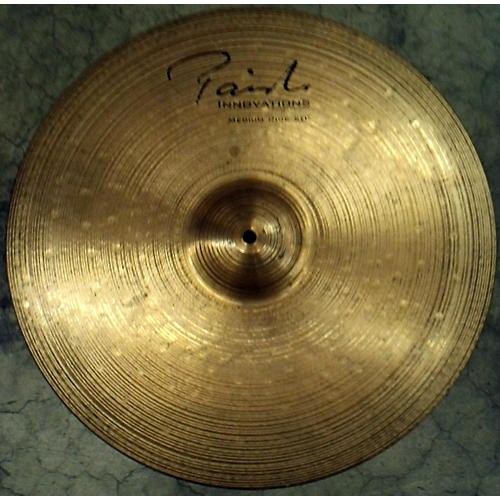 Paiste 20in INNOVATIONS MEDIUM RIDE Cymbal