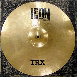 Pre-owned TRX CYMBAL 20 inch Icon Crash Cymbal by TRX CYMBAL
