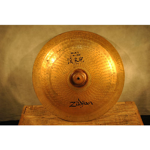 Zildjian 20in Impulse China Boy Cymbal  40