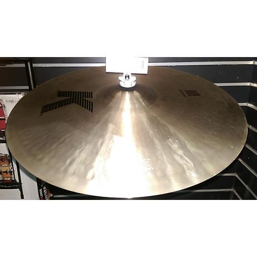 Zildjian 20in K CUSTOM DARK RIDE Cymbal-thumbnail
