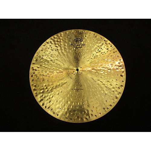 Zildjian 20in K Constantinople Medium Thin Low Ride Cymbal-thumbnail