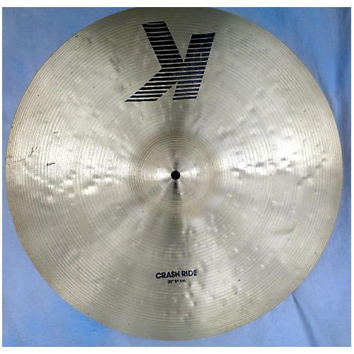 Zildjian 20in K Crash Ride Cymbal-thumbnail