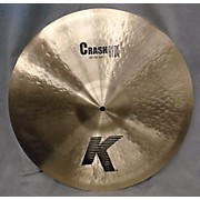 Zildjian 20in K Crash Ride Cymbal