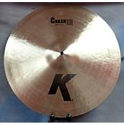 Zildjian 20in K Crash Ride Cymbal