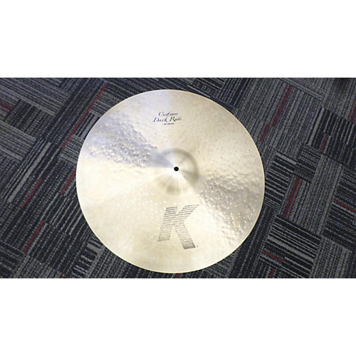 Zildjian 20in K Custom Complex Dark Ride Cymbal