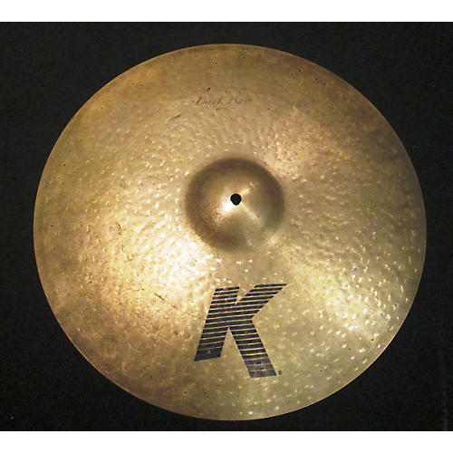 Zildjian 20in K Custom Complex Dark Ride Cymbal-thumbnail
