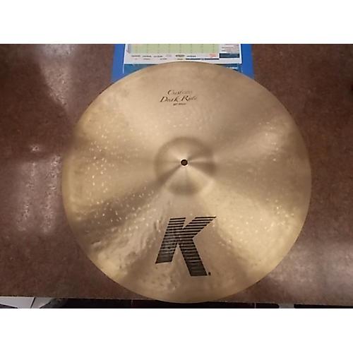Zildjian 20in K Custom Dark Cymbal