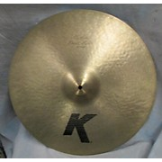 20in K Custom Dark Ride Cymbal