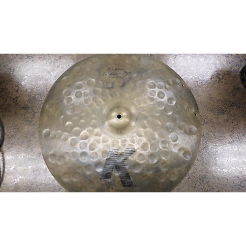 Zildjian 20in K Custom Dry Light Ride Cymbal