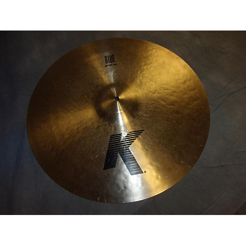 Zildjian 20in K Custom Dry Ride Cymbal