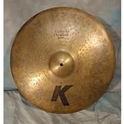 Zildjian 20in K Custom Dry Ride Cymbal