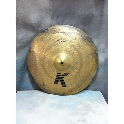 Zildjian 20in K Custom Dry Ride Cymbal-thumbnail
