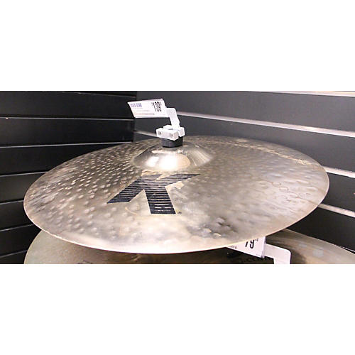 Zildjian 20in K Custom Flat Top Ride Cymbal