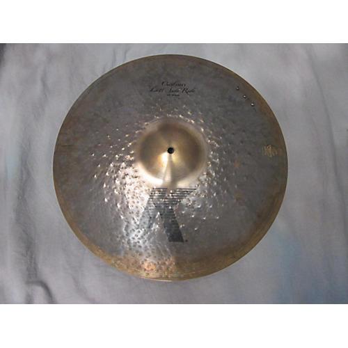 Zildjian 20in K Custom Left Side Ride Cymbal