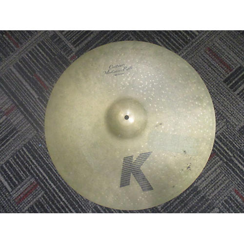 Zildjian 20in K Custom Medium Ride Cymbal-thumbnail