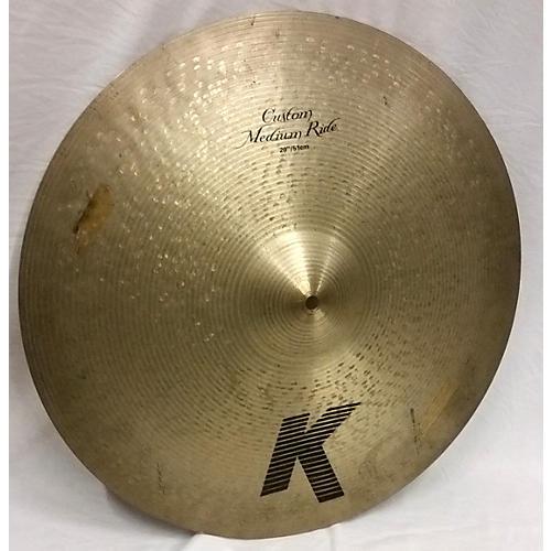 Zildjian 20in K Custom Medium Ride Cymbal-thumbnail