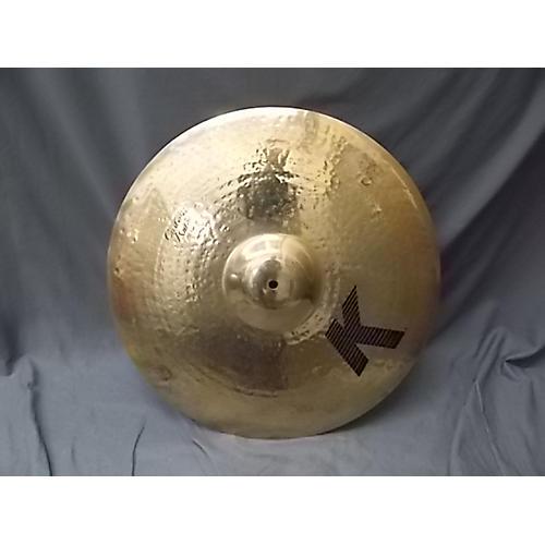 Zildjian 20in K Custom Ride Brilliant Cymbal-thumbnail