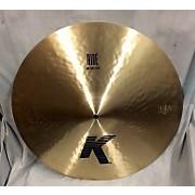 Zildjian 20in K Custom Ride Brilliant Cymbal