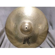 Zildjian 20in K Custom Ride Brilliant Cymbal